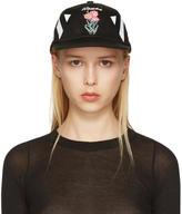 Off-White Black New Flower Cap