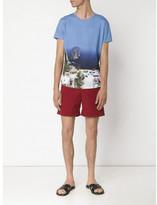 Orlebar Brown mid-length swim shorts