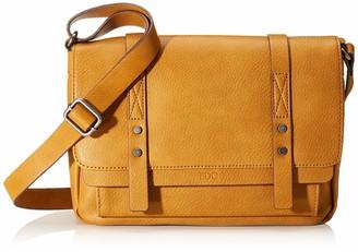 Edc By Esprit Accessoires edc by Esprit Accessories Women's Venia Shldbag Shoulder Bag 10 x 20.5 x 28 cm Yellow Size: UK One Size