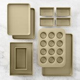 Williams-Sonoma Williams Sonoma Copper Goldtouch® 10-Piece Bakeware Set