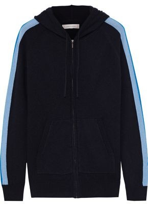 Chinti and Parker Chinti & Parker Wool And Cashmere-blend Hooded Sweater
