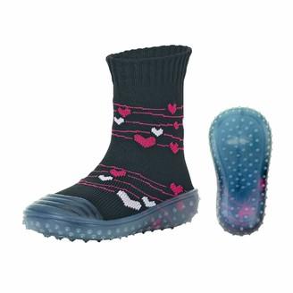 Sterntaler Baby Girls' Adventure-socks Herzen Calf