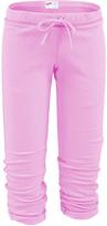 Soffe Soft Pink Football Capri Pants