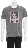 Dolce & Gabbana Graphic Crew Neck T-Shirt