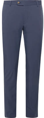 Peter Millar Crown Crafted Stealth Performance Slim-Fit Stretch-Nylon Trousers