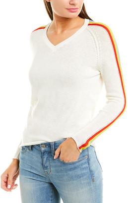 Kier & J Cashmere-Blend Sweater