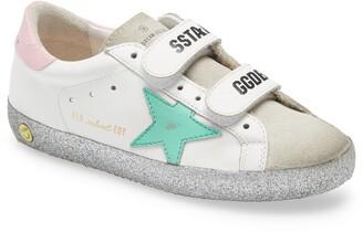Golden Goose Old School Glitter Sneaker