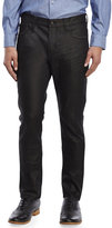 Earnest Sewn Jets Black Bryant Slouchy Slim Jeans