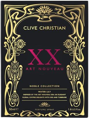 Clive Christian Noble Collection XX Art Nouveau: Water Lily Feminine, 1.7 oz./ 50 mL