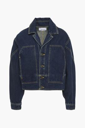 Current/Elliott The Brit Denim Jacket