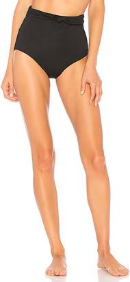 Mara Hoffman Jay High Waisted Bikini Bottom
