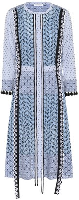 Altuzarra Grenelle cotton midi dress
