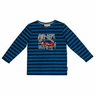 Salt&Pepper Salt and Pepper Boys Zone Fire Dept Stick Longsleeve T-Shirt