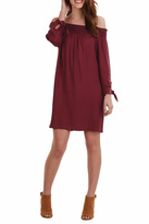 Mud Pie Elle Off Shoulder Dress