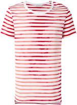 Faith Connexion striped T-shirt