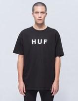 HUF Original Logo S/S T-Shirt