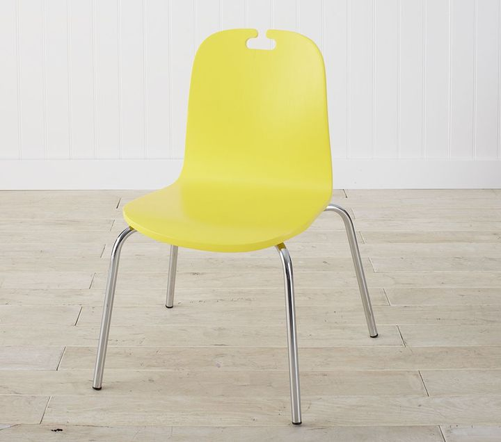 Pottery Barn Kids Avery Chair, Yellow