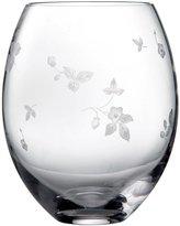 Wedgwood Wild Strawberry Crystal Vase