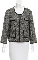 Kate Spade Wool-Blend Tweed Jacket