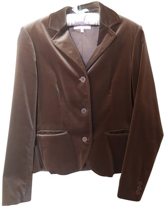 Non SignA / Unsigned Brown Velvet Jackets