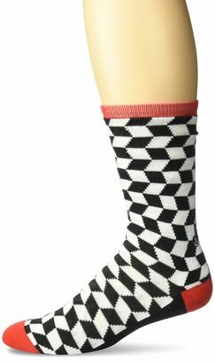 Neff Unisex-Adult's Checker Sock