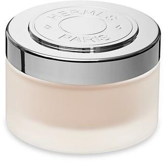 Hermes Eau des Merveilles Perfumed Body Cream