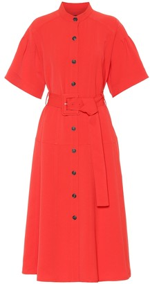 Proenza Schouler Crepe shirt dress
