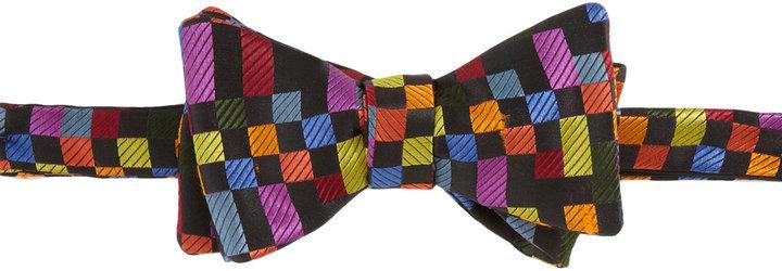 Duchamp Boolean Box Bow Tie