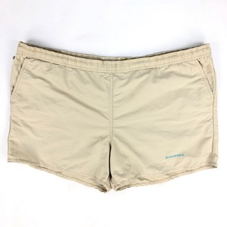 Burberry Beige Polyester Swimwear