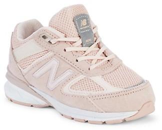 New Balance Baby Girl's Little Girl's 990V5 Sneakers