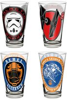 Zak Designs Star Wars Classic 4-pc. 10-oz. Glass Tumbler Set by