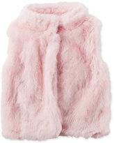 Carter's Faux Fur Vest, Little Girls (2-6X) & Big Girls (7-16)