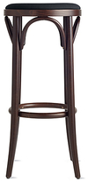 Design Within Reach Era Backless Barstool with Upholstered Seat