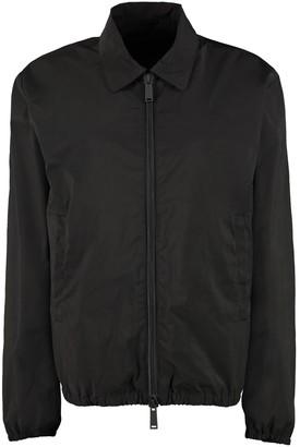 DSQUARED2 Techno Fabric Jacket