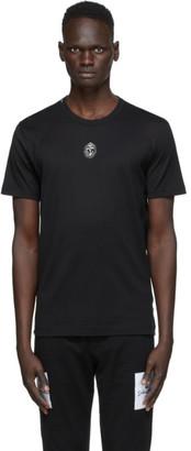 Dolce & Gabbana Black Heart Crown T-Shirt
