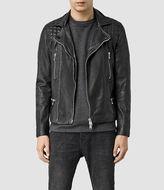 AllSaints Rowley Leather Biker Jacket