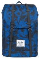 Herschel Men's 'Retreat' Backpack - Blue