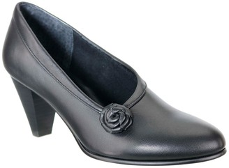 David Tate Kelly Bow Dress Pump - Multiple Widths Available