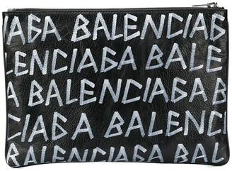 Balenciaga Carry Clip M clutch