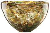 Lenox Seaview Art Glass Medium Bowl