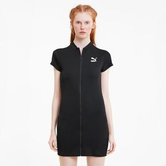 Puma Classics Women's Ribbed Tight Dress