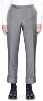 Thom Browne 130's wool twill pants