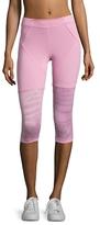 adidas by Stella McCartney Mid Rise Three-quarter Pants