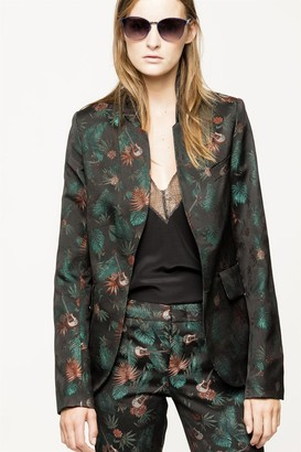 Zadig & Voltaire Very Jungle Blazer