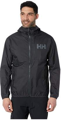 Helly Hansen Belfast Rain Jacket (Black) Men's Coat