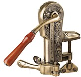 Wine Enthusiast Antique Bronze Legacy Corkscrew