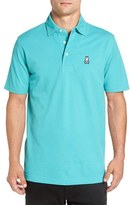 Psycho Bunny Men's 'Ambleside' Pima Cotton Pique Polo