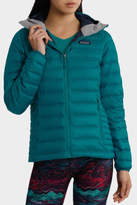Patagonia NEW Down Sweater Hoody Blue