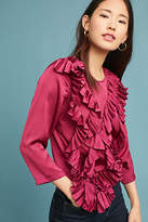 Tracy Reese Cascade Blouse