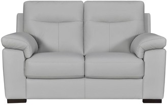 Violino Spire Real Leather/Faux Leather 2 Seater Sofa